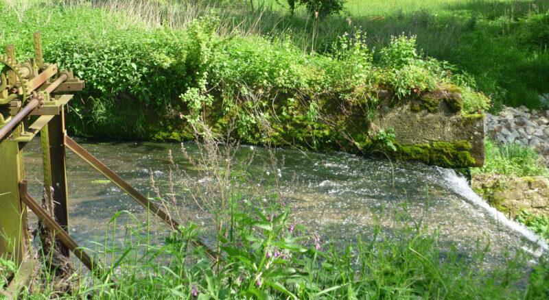 Mühlgraben Schwabachtal Uttenreuth